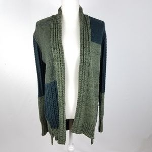 Ecote Cardigan Urban Outfitters Open Front Medium